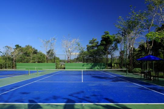 THHKTCENSV Centara Seaview Resort Khao Lak CSK tennis-court