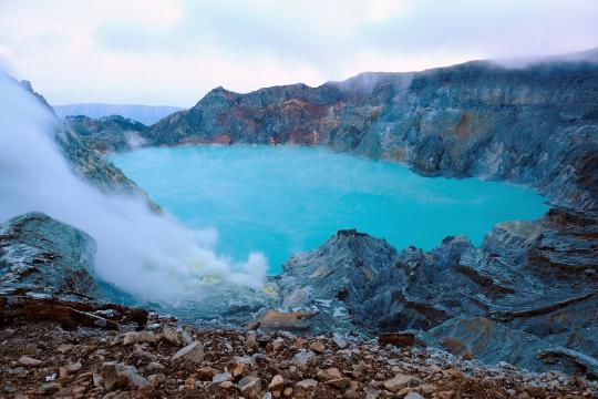 ID Indonesien Indonesien-Java-Mount Ijen-65126864