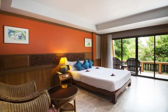 THUSMFAIRH Fair House Beach Resort Grand Deluxe Room 1