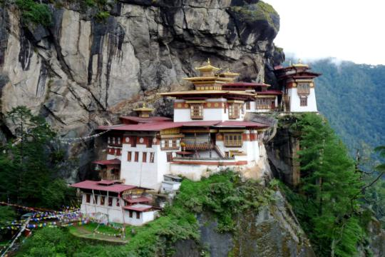 BT Bhutan Tigernestkloster