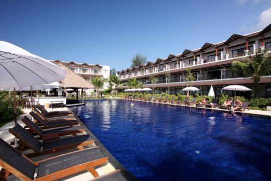 THHKTKAMAL Kamala Beach Resort 36 Pool@GrandWing 03