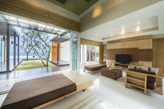 THHKTALEEN Aleenta Phuket Phang Nga Resort 19. 3-Bedroom Beachfront Pool Villa