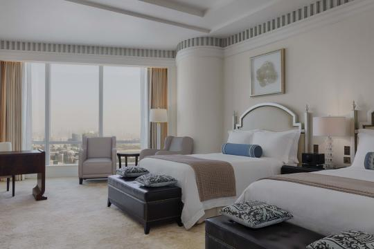 AEAUHTHEST St. Regis Abu Dhabi Corniche Superior Room Twin