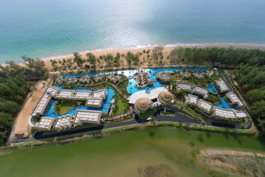 THHKTTHEHA The Haven Khao Lak 5