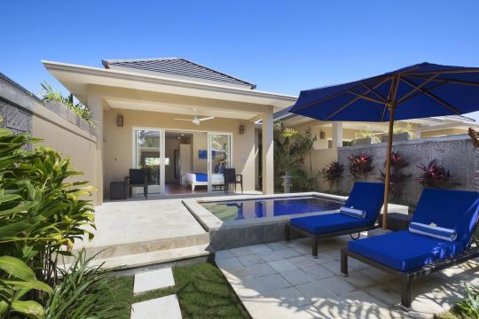 IDRUP00304 Bali Premium New 1 bedroom Garden Pool Villa