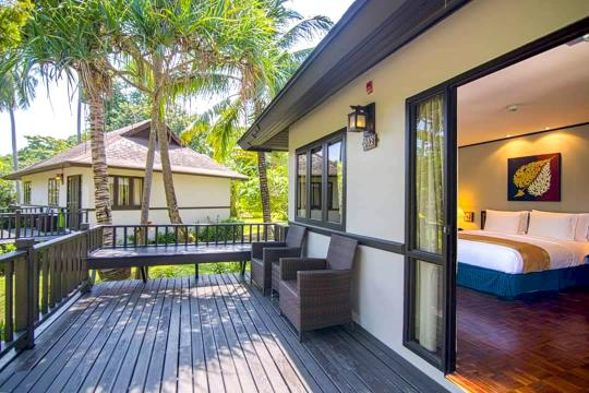 THHKTPEEPE Holiday Inn Resort Phi Phi Island 4. Bungalow type with garden view