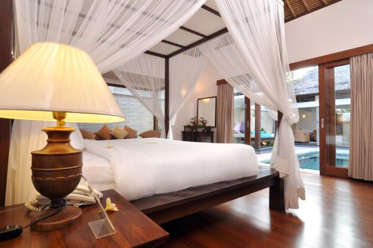 IDAMIPURIM Puri Mas Boutique Resort & Spa Double Bed One Bed Room Villa
