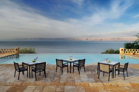 JOAMMMOEVE Mövenpick Dead Sea Pool Rest