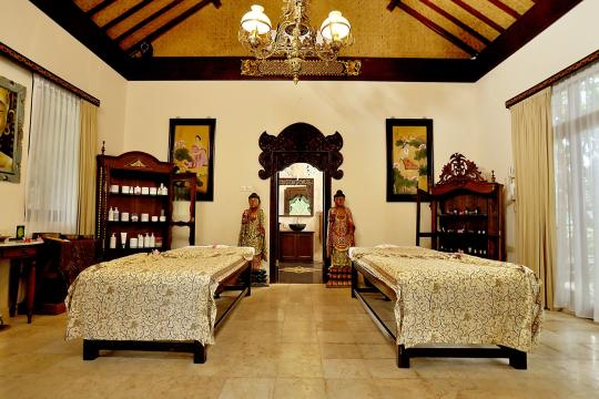 IDAMIPURIM Puri Mas Boutique Resort & Spa Spa Treatment Room