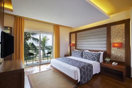 PHMPHMÖVEN Mövenpick Resort Boracay Junior Suite Rm1