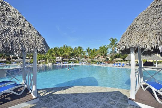 CUVRAMELCS Melia Cayo Santa Maria - Swimming Pool, Deck Chairs, Sun chairs,