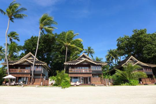 MMSNWAMAZI Amazing Ngapali Resort Building