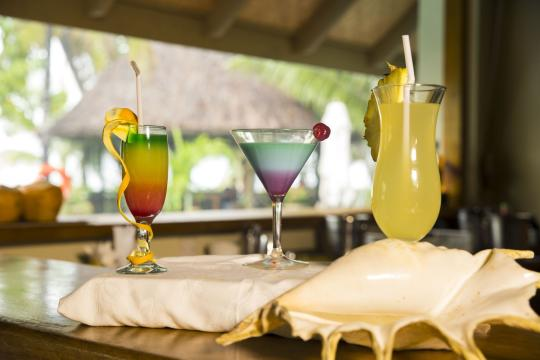 SCSEZINDIA Indian Ocean Lodge Cocktails