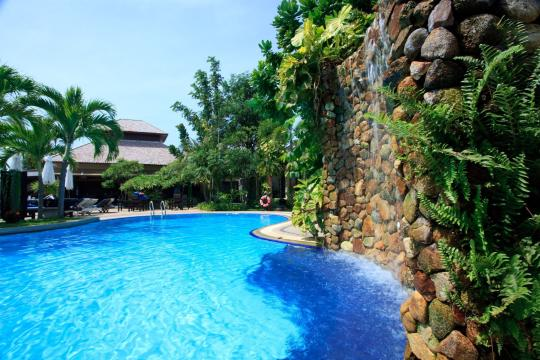 THUSMRUMMA Rummana Boutique Resort & Spa 13 Swimming Pool