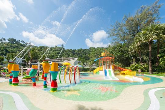 THHKTKATAT Katathani Phuket Beach Resort aqua-play-zone01