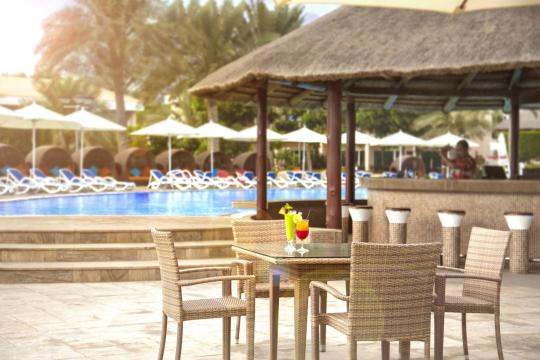 AEDXBROTAN Fujairah Rotana Resort & Spa fpool