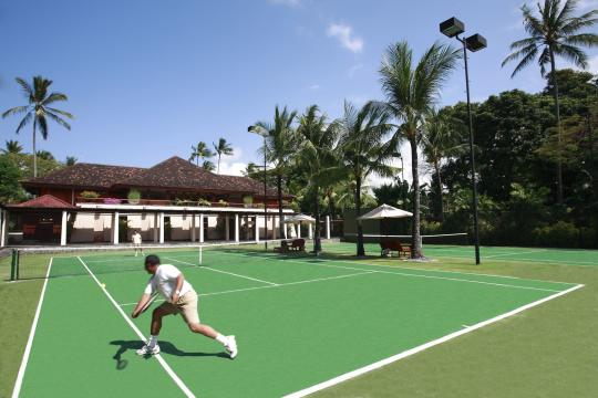 IDDPSNUSAD Nusa Dua Beach Tennis Court