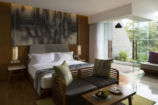 IDDPSMAYAS Maya Sanur Resort & Spa Deluxe Garden View Room