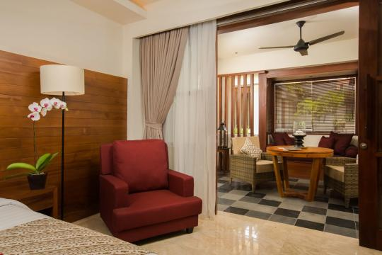 IDDPSTHEUB The Ubud Village Junior Suite Room