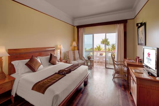 KHPNHSOKHA Sokha Beach Resort & Spa Ocean Wing Deluxe Double