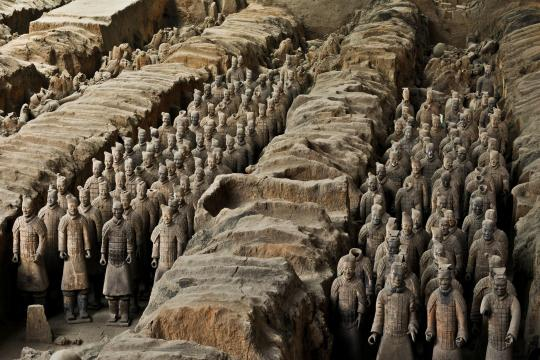 CN China Shaanxi China Xian terracotta-army-1864972