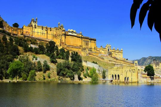 IN Indien amber-fort-3101342