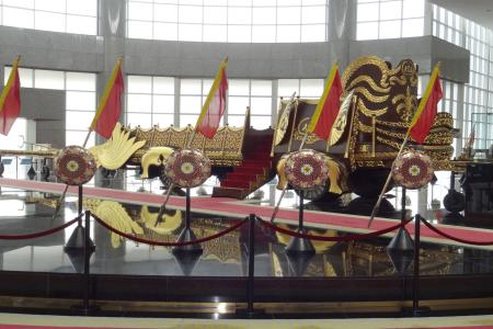 BN Brunei Bandar Seri Begawan Royal Regalia Museum