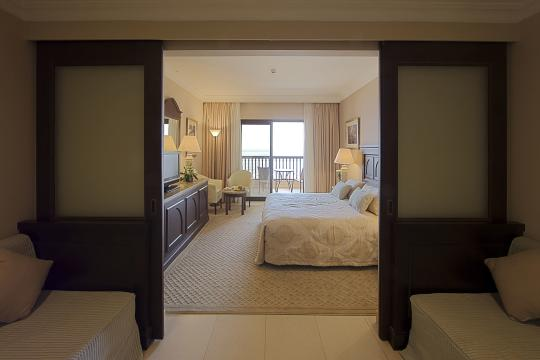 AEDXBIBERO Miramar Al Aqah Beach Resort by Iberotel Deluxe Room