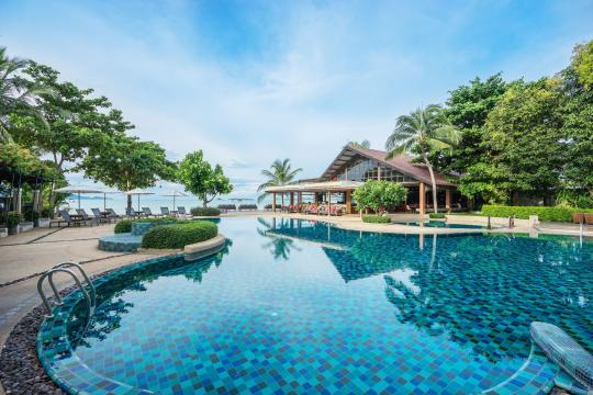 THUSMPEACE Peace Resort Samui Swimming Pool 4