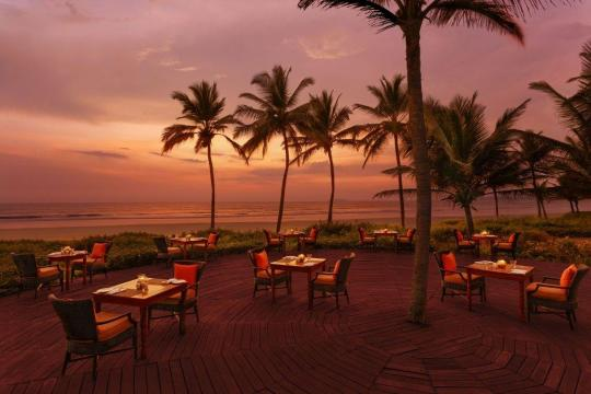 INGOIITCGR ITC Grand Goa 20 Royal Afghan - Seaside Bar-be-que and Grill