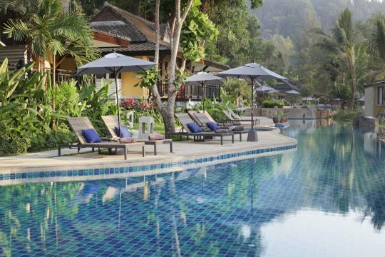 THHKTMORAC Moracea Khao Lak Resort Facilities and Swimming pools (1)