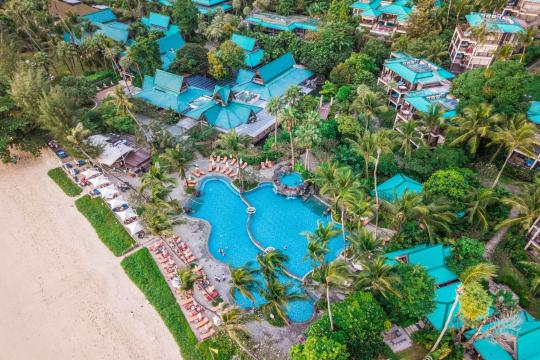 THKBVCENTR Centara Grand Beach Resort Krabi CKBR aerial-view-05