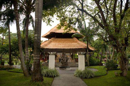 IDDPSSEGAR Segara Village Lobby from The Outdoor