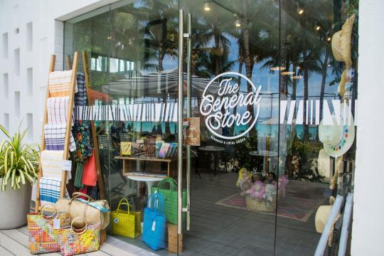 PHMPHCOAST Coast Boracay The General Store Facade