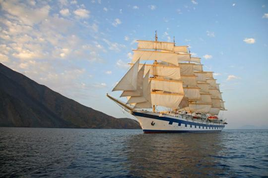 BBROYCLIPP Royal Clipper Schiff