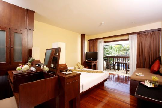 THHKTBRIZA The Briza Beach Resort Khao Lak Deluxe Double 1