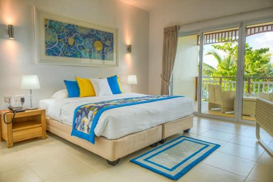 SCSEZACAJO Acajou Beach Resort Deluxe Room (highest category with full seaview)