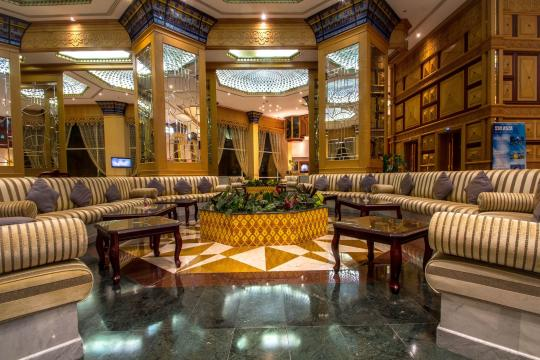 OMSLLCROWN Crowne Plaza Resort Salalah Lobby 3
