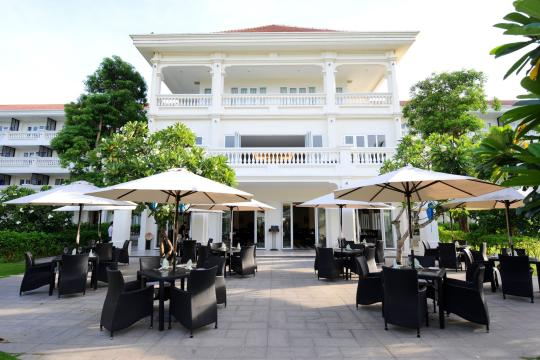 VNDADHOIA1 Hoi An Boutique Resort 17. Le Cafe Terrace