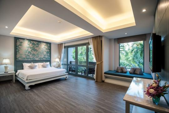 THHKTDUANG Duangjitt Resort & Spa New Junior Suite ๑๗๑๐๒๑ 0010