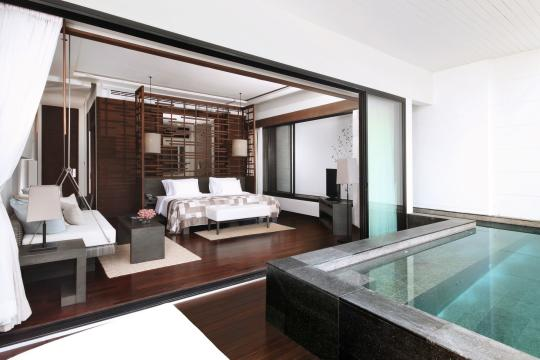 THBKKCAPNI Cape Nidhra Cape Nidhra - Deluxe Sky Pool Suite 01