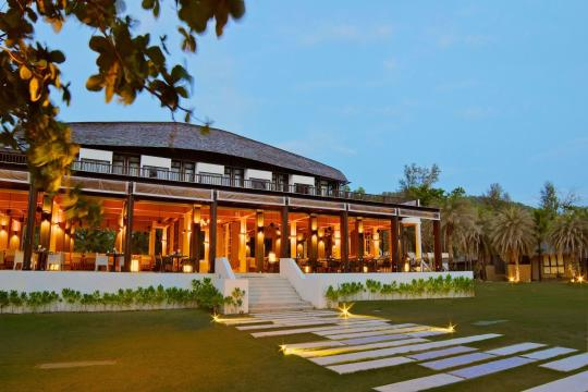 THKBVTWINL Twin Lotus Resort & Spa Restaurant