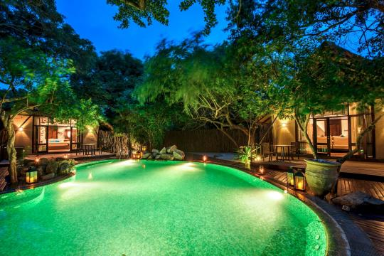 LKCMBJUNGL Jungle Beach Resort by Uga Escapes Jungle Cluster Pool