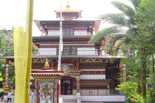 BT Bhutan Lhakhang at Phuntsholing