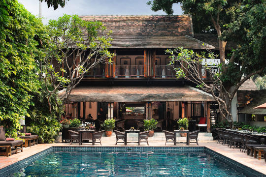 THCNXTAMAR Tamarind Swimming Pool+Ruen T