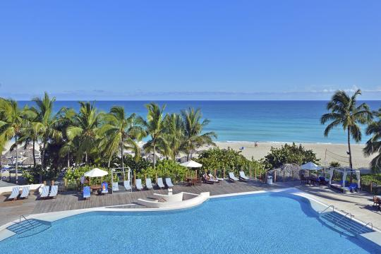 CUVRAAMERI Melia Las Americas - Swimming Pool, Beach View, Terrace, Deck Ch