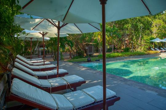 VNSGNHOTHR Ho Tram Beach Boutique Resort & Spa Salt Water Swimming Pool3