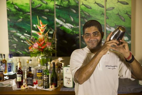 SCSEZINDIA Indian Ocean Lodge Barman