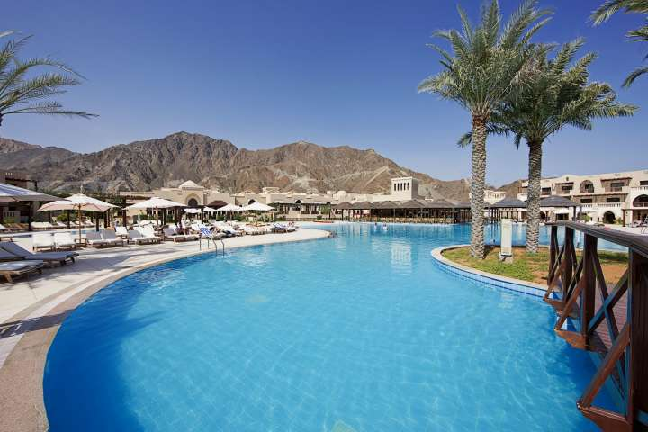 MAIN AEDXBIBERO Miramar Al Aqah Beach Resort by Iberotel