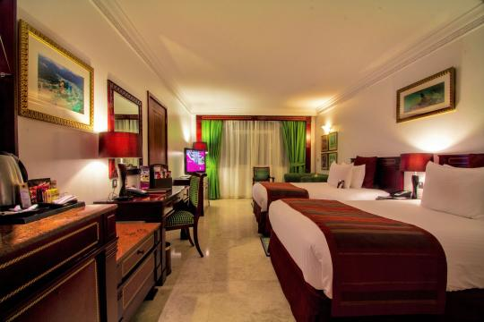OMSLLCROWN Crowne Plaza Resort Salalah Standard Room 7